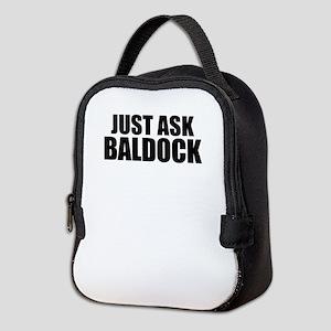 Just ask BALDINI Neoprene Lunch Bag