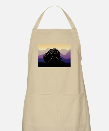 Puli Purple Mountain BBQ Apron