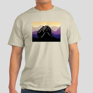 Puli Purple Mountain Light T-Shirt