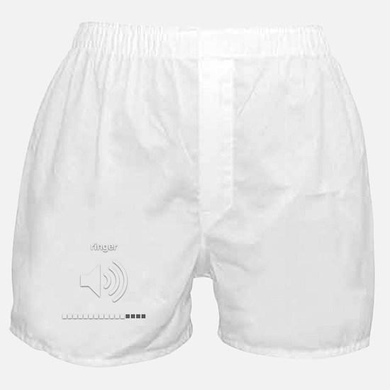 ringer Boxer Shorts