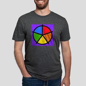 Fat Fetish Rainbow Wedges T-Shirt