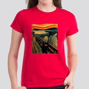 Scream 70th Women's Dark T-Shirt