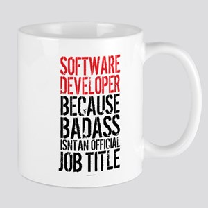 Badass Software Developer Mugs
