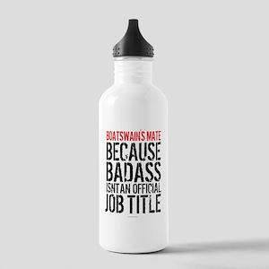 Badass Boatswain's Mat Stainless Water Bottle 1.0L