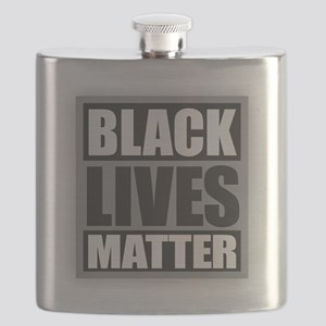 Black Lives Matter Flask