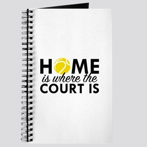 Home Is Where The Court Is Journal