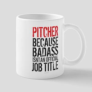 Badass Pitcher Mugs