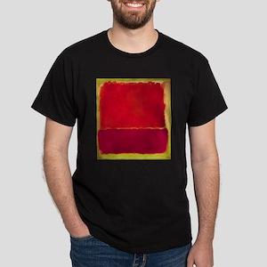 ROTHKO Yellow Box with Red T-Shirt