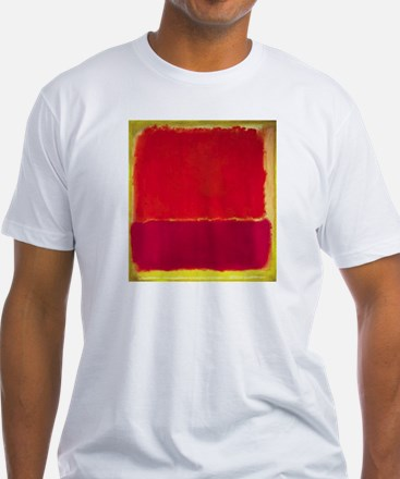 ROTHKO Yellow Box with Red T-Shirt