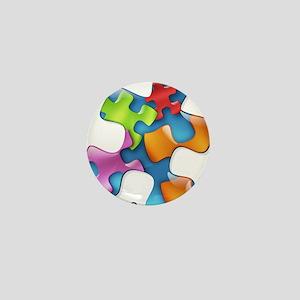 puzzle-v2-5colors Mini Button