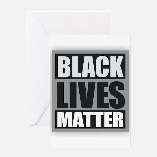Black Lives Matter Greeting Cards