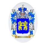 Shlomovitz Oval Ornament