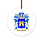 Shlomovitz Round Ornament