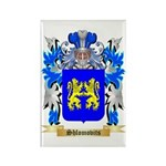 Shlomovits Rectangle Magnet (10 pack)