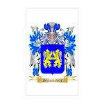 Shlomovits Sticker (Rectangle)