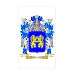 Shlomovits Sticker (Rectangle 50 pk)