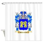 Shlomovits Shower Curtain