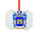 Shlomovits Picture Ornament
