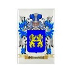 Shlomovitch Rectangle Magnet (100 pack)