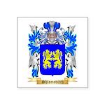 Shlomovitch Square Sticker 3