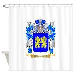 Shlomovitch Shower Curtain