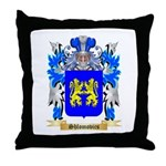 Shlomovics Throw Pillow