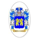 Shlomkovitz Sticker (Oval 10 pk)