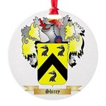 Shirey Round Ornament