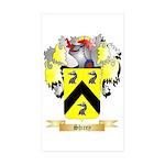 Shirey Sticker (Rectangle 10 pk)