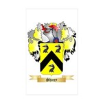 Shirey Sticker (Rectangle 50 pk)