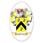 Shirey Sticker (Oval)