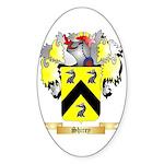 Shirey Sticker (Oval 50 pk)