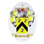 Shirey Oval Ornament