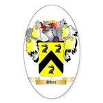 Shire Sticker (Oval 50 pk)