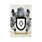 Shipley Rectangle Magnet (100 pack)