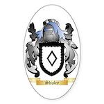Shipley Sticker (Oval)