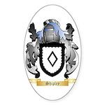 Shipley Sticker (Oval 50 pk)