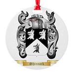 Shinnock Round Ornament