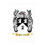 Shinnock Sticker (Rectangle 50 pk)