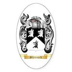 Shinnock Sticker (Oval 50 pk)