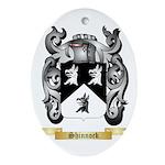 Shinnock Oval Ornament