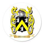 Shinner Round Car Magnet