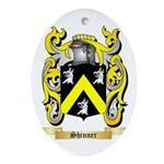 Shinner Oval Ornament