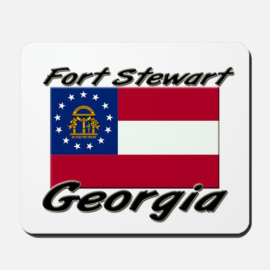 Fort Stewart Georgia Mousepad
