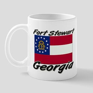 Fort Stewart Georgia Mug