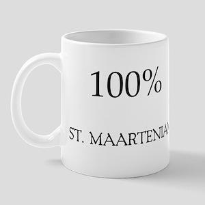 100% St. Maartenian Mug