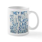 Love Story 1 (played) Mugs