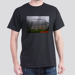 St. Lucia Fog Dark T-Shirt