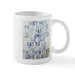 Love Story 4 (cried) Mugs