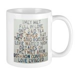 Lost Story 5 (evince) Mugs